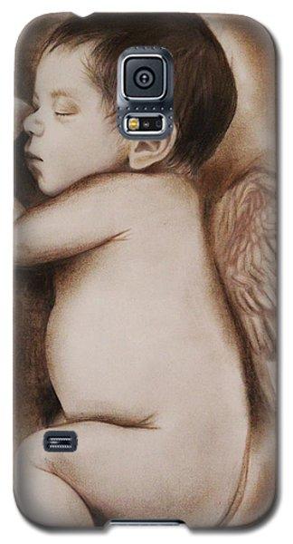 Angel Of My Tears Galaxy S5 Case by Sheena Pike
