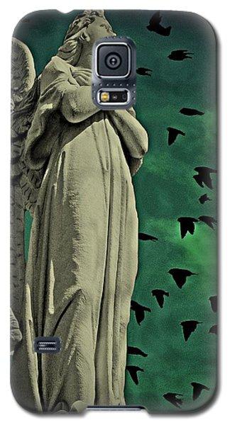 Angel Of Stone Galaxy S5 Case