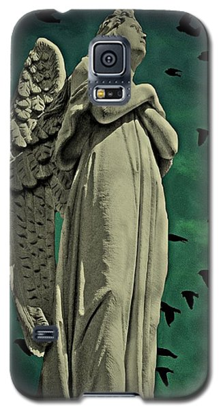 Angel Of Stone Galaxy S5 Case