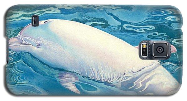 Angel Of Taiji Galaxy S5 Case by Catherine Garneau