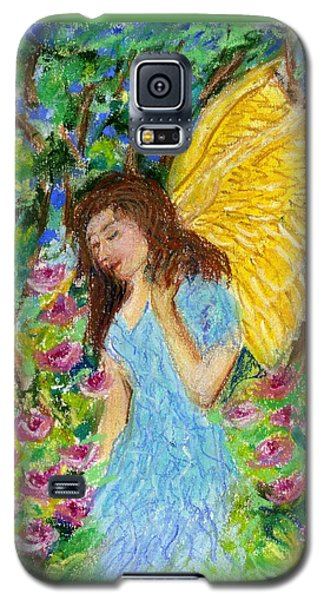 Angel Of The Garden Galaxy S5 Case