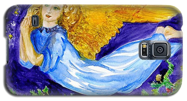 Angel Of The Skies Galaxy S5 Case