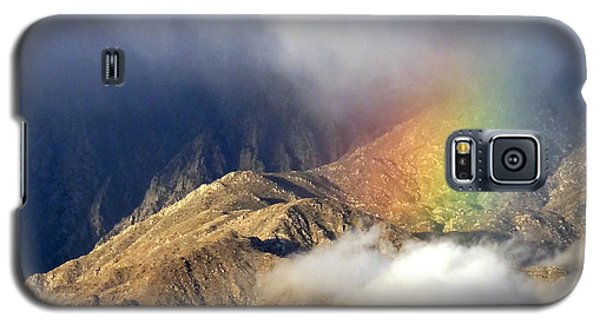 Angel On The Mountain  Galaxy S5 Case