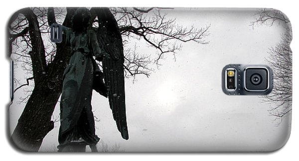 Angel Over Me Galaxy S5 Case