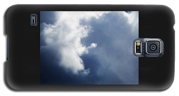 Cloud Angel Kneeling In Prayer Galaxy S5 Case