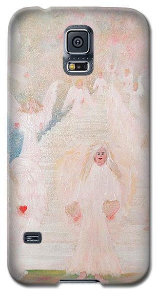 Angel Stairway Galaxy S5 Case