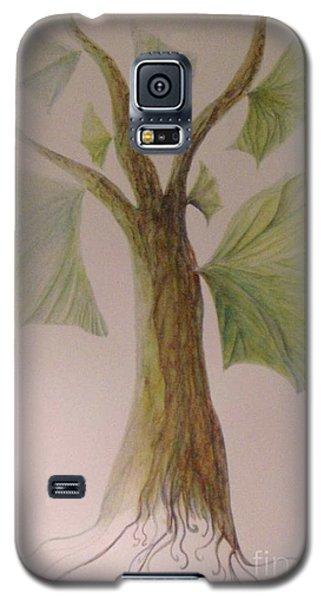 Angel Tree Galaxy S5 Case