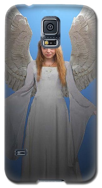 Angelic Angel Galaxy S5 Case
