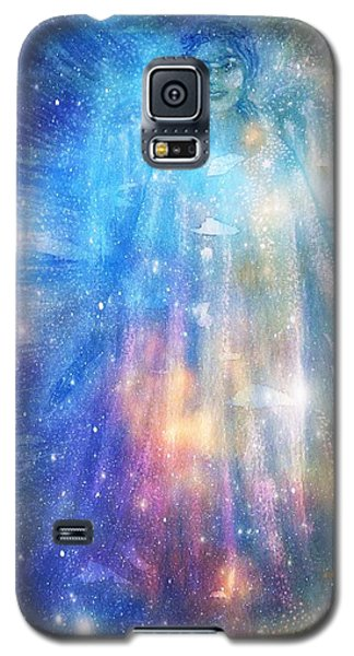 Angelic Being Galaxy S5 Case