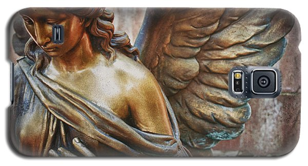 Angelic Contemplation Galaxy S5 Case