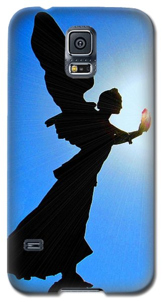 Angelic Galaxy S5 Case by Patrick Witz