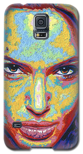 Angelina Galaxy S5 Case