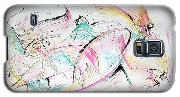 Angels Arriving Galaxy S5 Case by Asha Carolyn Young