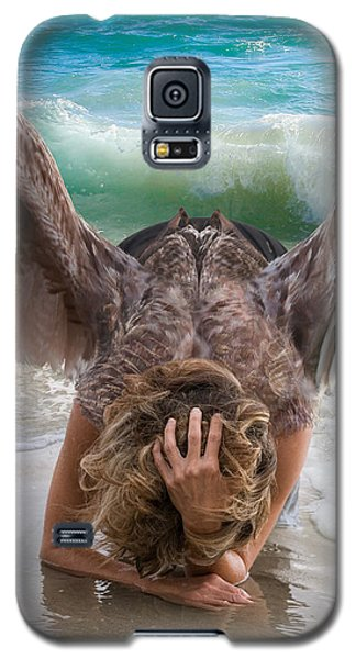 Angels- Be A Light To Those In Darkness Galaxy S5 Case