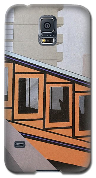 Angel's Flight Galaxy S5 Case