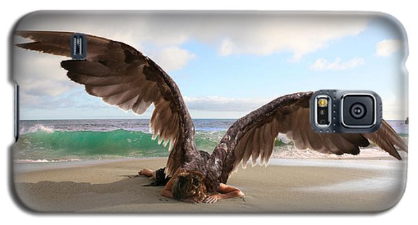 Angels- For The Lord Himself Will Descend From Heaven With A Shout Galaxy S5 Case