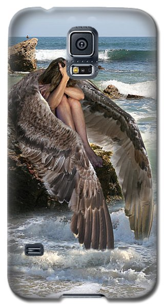 Angels- God Has Sent His Spirit To Comfort You And Heal You Galaxy S5 Case