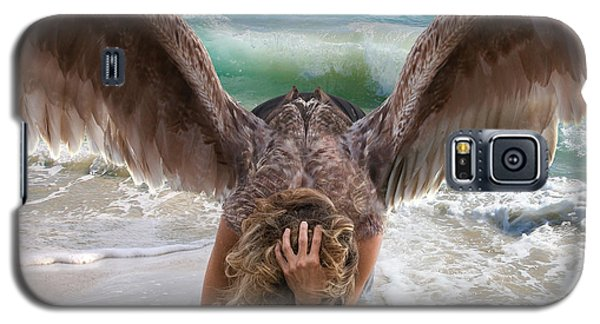 Angels- I Will Not Give Up On You Galaxy S5 Case