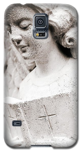 Angels Prayers And Miracles Galaxy S5 Case