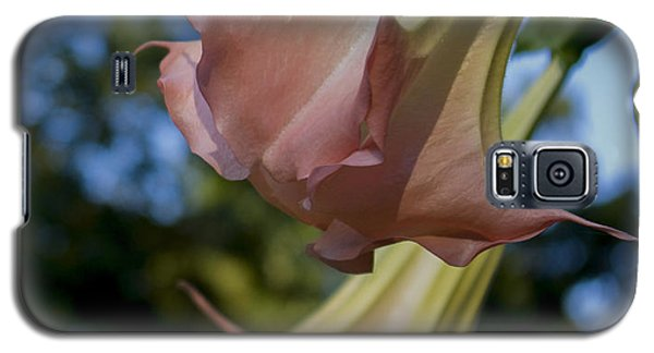 Angel's Trumpet Galaxy S5 Case
