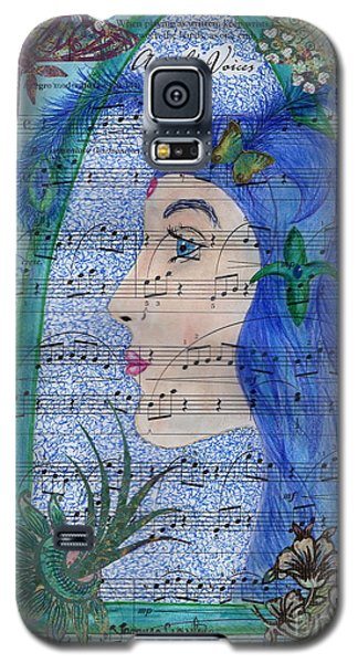 Angel's Voices Galaxy S5 Case
