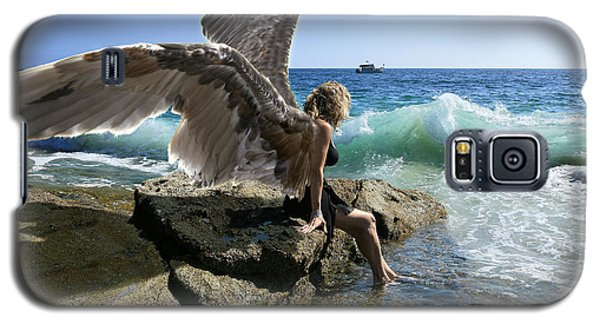 Angels- Yes I'm With You Galaxy S5 Case