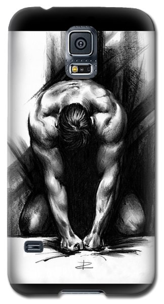 Anger Galaxy S5 Case