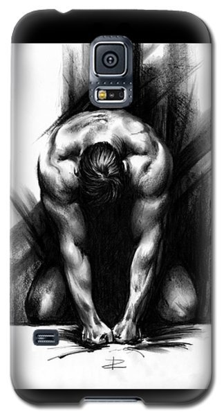 Anger Galaxy S5 Case by Paul Davenport