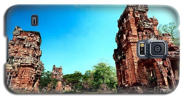 Angkor Wat Ruins Galaxy S5 Case