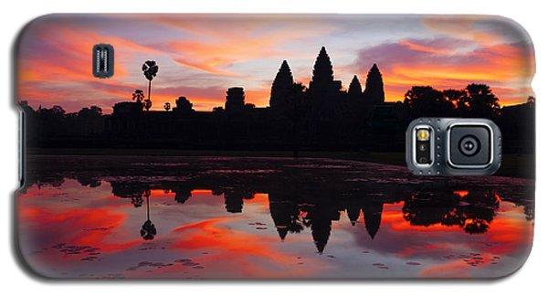 Angkor Wat Sunrise Galaxy S5 Case