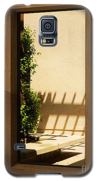 Angled Reflections2 Galaxy S5 Case
