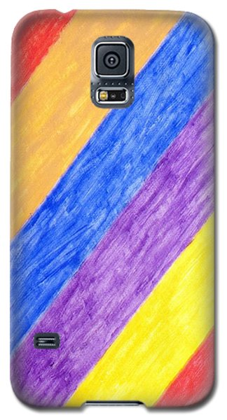 Angles Galaxy S5 Case by Stormm Bradshaw