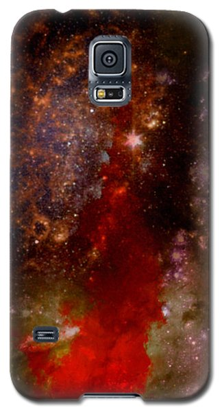 Angry Heavens Galaxy S5 Case