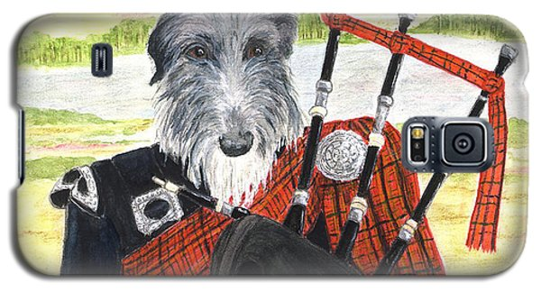 Angus The Piper Galaxy S5 Case