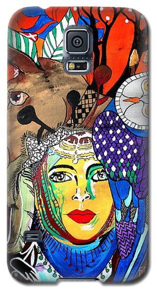 Animal Basket Galaxy S5 Case by Amy Sorrell