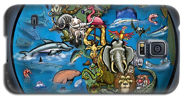 Animal Planet Galaxy S5 Case