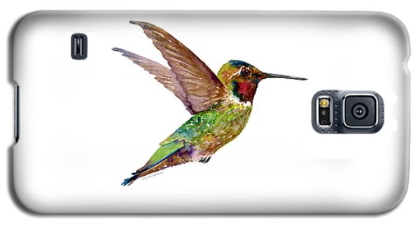 Anna Hummingbird Galaxy S5 Case