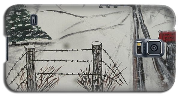 Anna Koss Farm Galaxy S5 Case by Jeffrey Koss