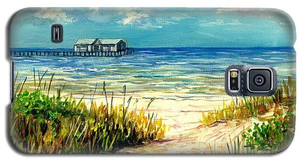 Anna Maria Island Pier Galaxy S5 Case