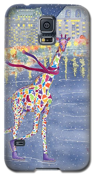 Broadway Galaxy S5 Case - Annabelle On Ice by Rhonda Leonard