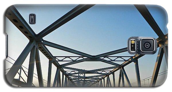 Annapolis Bay Bridge At Sunrise Galaxy S5 Case