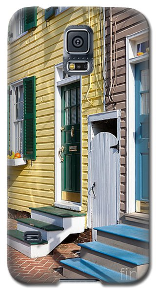 Annapolis Historic Homes I Galaxy S5 Case
