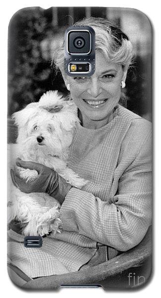 Anne Bancroft Galaxy S5 Case