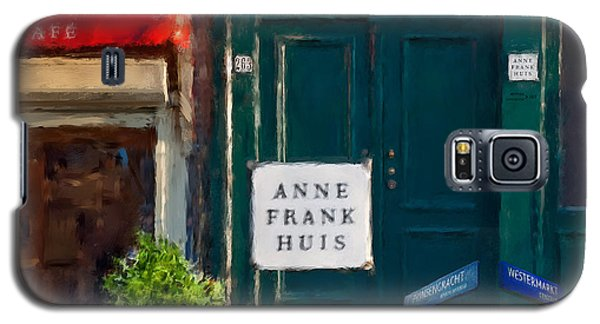 Anne Frank House. Amsterdam Galaxy S5 Case