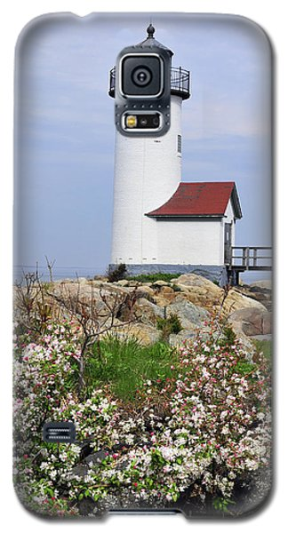 Galaxy S5 Case featuring the photograph Annisquam Harbor Light Station 2 by Dan Myers