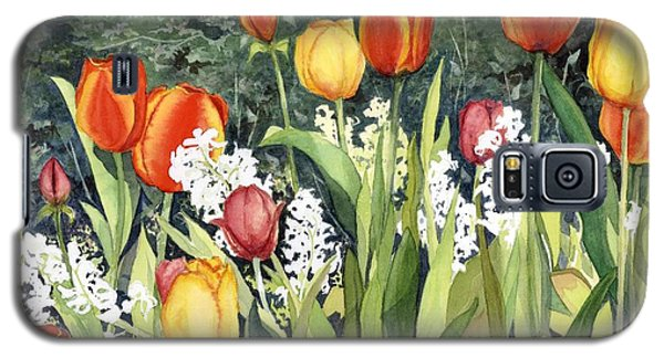 Ann's Tulips Galaxy S5 Case