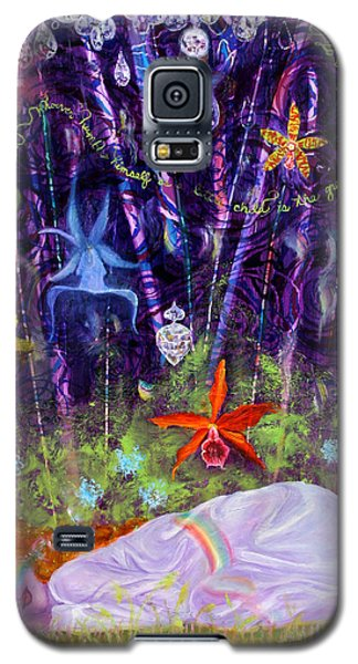 Annunciation Galaxy S5 Case