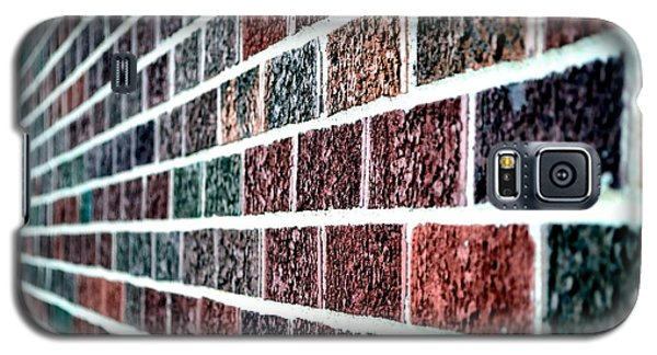 Galaxy S5 Case featuring the photograph Another Brick In The Wall by Deena Stoddard