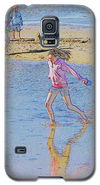 Another Day At The Beach Galaxy S5 Case