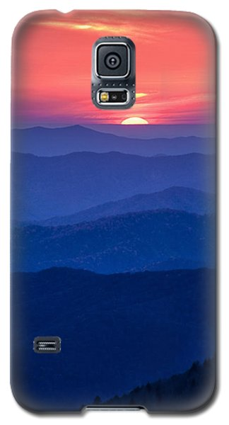 Another Day Ends Galaxy S5 Case by Andrew Soundarajan
